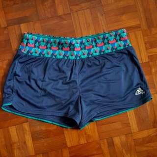 Adidas Shorts Grete Q1 Short MINBLU