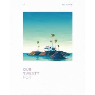 [Pre-Order] WINNER - OUR TWENTY FOR [For Youth Ver./ For Dream Ver.]