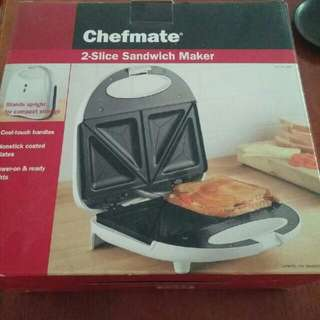 Chef mate Grilled Cheese Maker