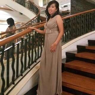 Long Gown / Long Formal Dress