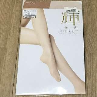 ATSUGI 絲襪 Size: M-L