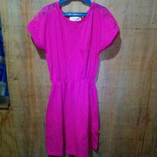 Tammy Girl Pink Dress