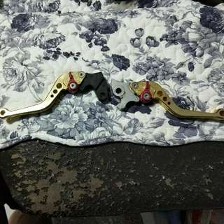 CNC Brake Lever And Clutch Lever