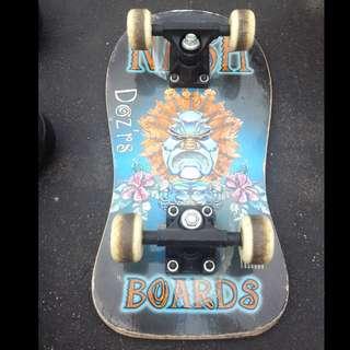 Skateboard With Wheels