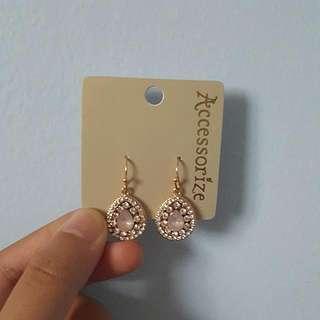 ACCESSORIZE (UK BRAND) Glam Earrings!