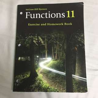 GR11 Functions Exercise Book