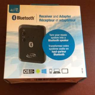 iLive Wireless Bluetooth Adapter