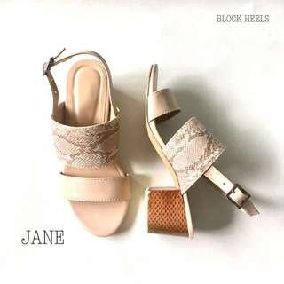 Jane BlockHeels