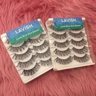 Silk Lashes - LAVISH
