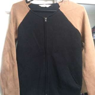 Seed Zip Up Jumper