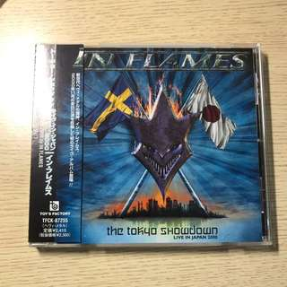 In Flames The Tokyo Showdown Live In Japan 2000