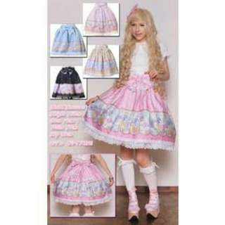 Bodyline Carousel Skirt