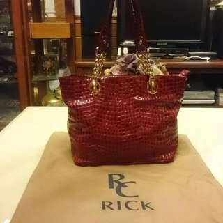 Rick  8成新 時尚包包 (正版)