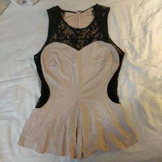 Lacy Guess Shirt