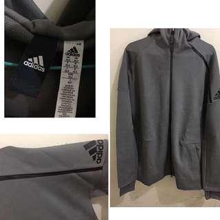 Adidas Hoodie Zne Gray
