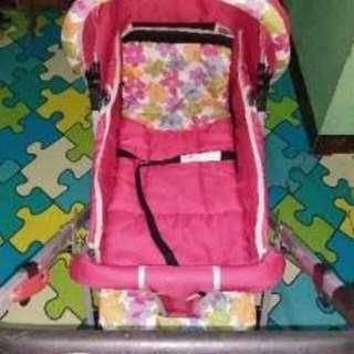 Giant Carrier Pink Stroller