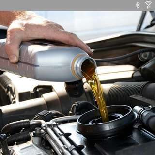 We come 2u. 2 services for $80.Oil change/tire change/rotation..