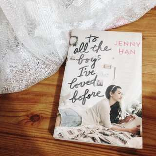 To All The Boys I've Loved Before Book By Jenny Han