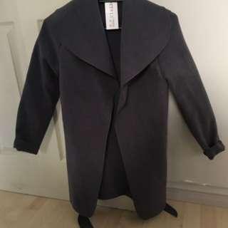 Boohoo Coat Size 8-10