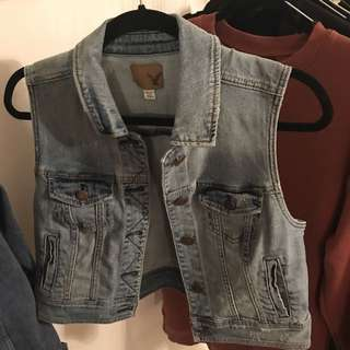 American Eagle Denim Best Light Wash