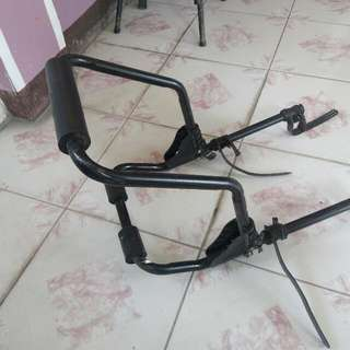 Shcwinn Car Bike Carrier Bike Rack