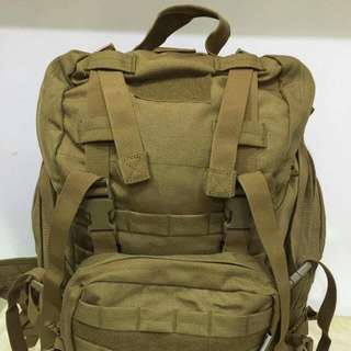 TOPTICAL 11009 Crew Cab Tactical Backpack