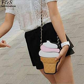 Ice Cream Sling Bag