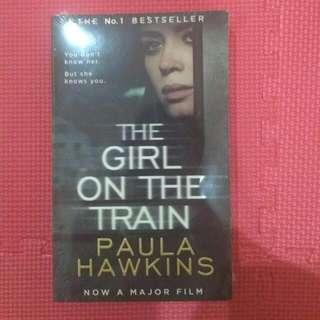 The Girl On The Train by Paula Hawkins | New Book