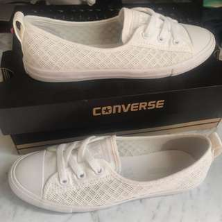 Converse All Star Ballet Lace Breathable Shoes