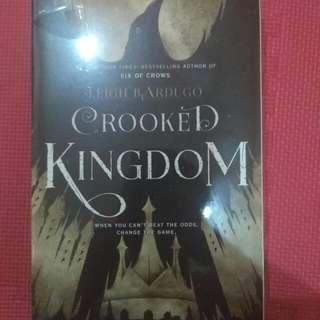 Free sepatu di lapak | Crooked Kingdom by Leigh Bardugo | New Book