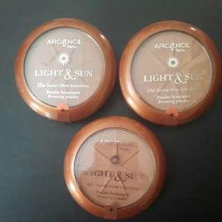 Arcancil Paris Light & Sun Bronzing Powder