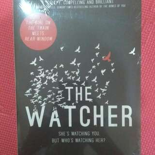 Free sepatu di lapak | The Watcher by Ross Armstrong | New Book