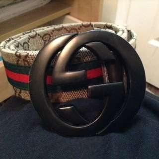 Brand New Gucci, Hermes, Fergomo Belts