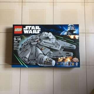 Lego 7965 Millennium Falcon