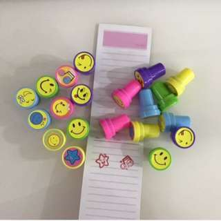 Party Goodie- Stamps (Teachers day Celebration 🎉)
