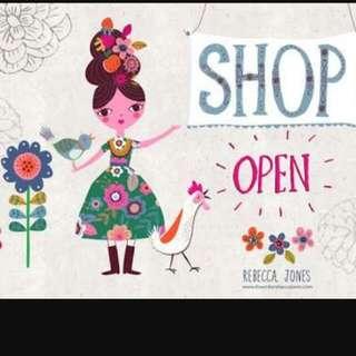 SHOP NOW OPEN!!! HEAPS OF DEALS AND BARGAINS!