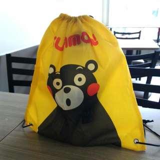 🎒熊本熊 輕便懶人後背包🎒