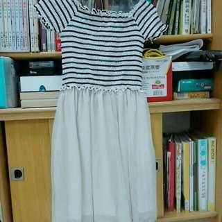 日貨  沙裙 洋裝