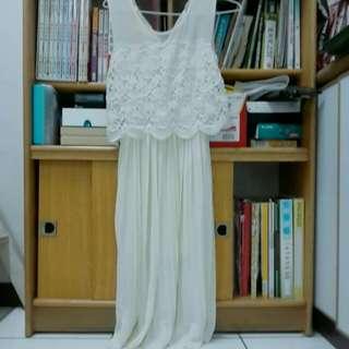 氣質長洋裝 長裙