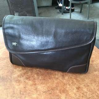 100% Original Braun Buffel Clutch