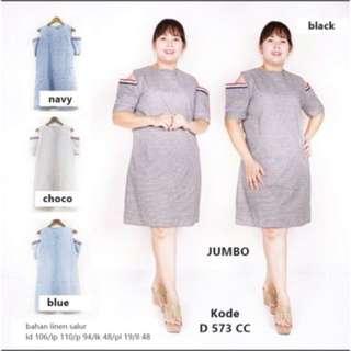 Dress Babol Dress Cut Out List Jumbo