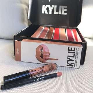 Kylie Liquid Lipstick Exposed