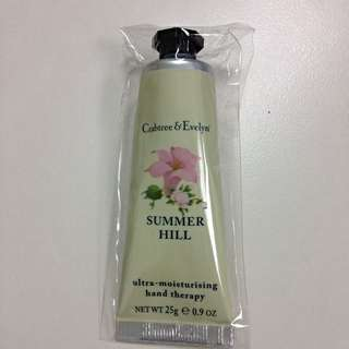Crabtree & Evelyn 春回大地Summer Hill 護手霜