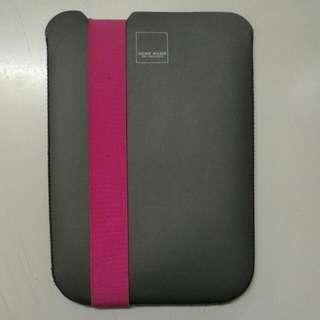 Acme Made Skinny Sleeve for iPad, Grey/Pink