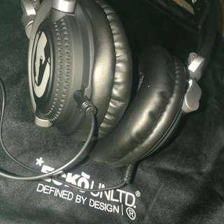 Ecko Unltd Motion Headphones