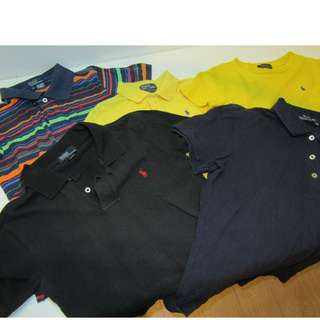 KIDS POLO RALPH LAUREN SHIRTS VARIES SIZES