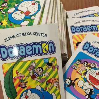Doraemon Tagalized Comics