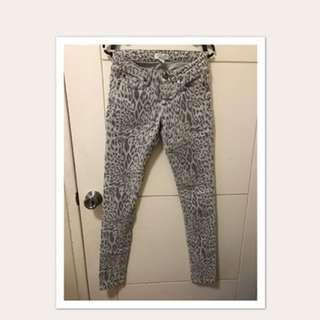 Forever 21 Animal Print Pants