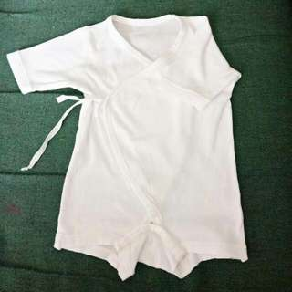 Prewash Romper Kimono 0-3 M