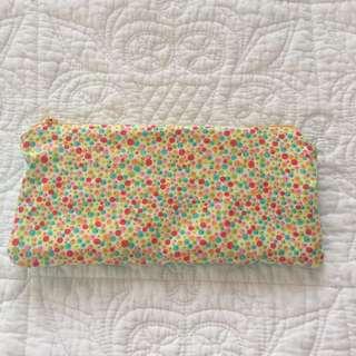 Handmade Zipper Pouch